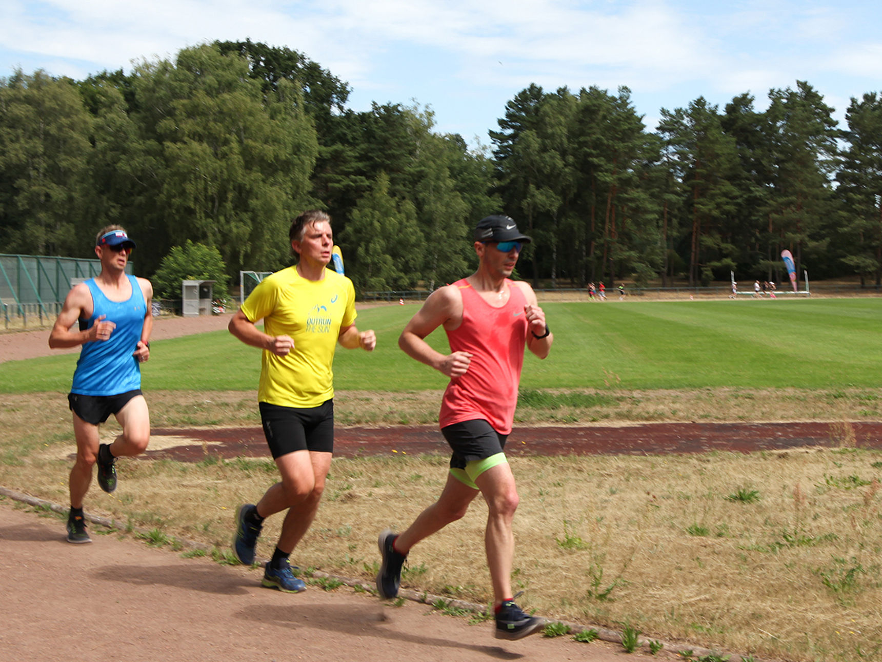Berlin Marathon Training