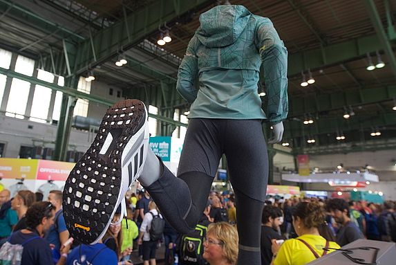 The MARATHON EXPO is the most inportant marathons trade fair in Germany