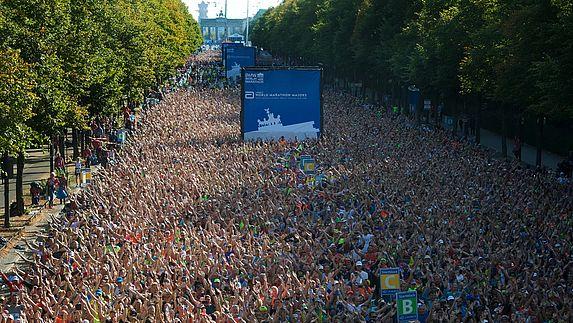 Berlin Marathon After-Party