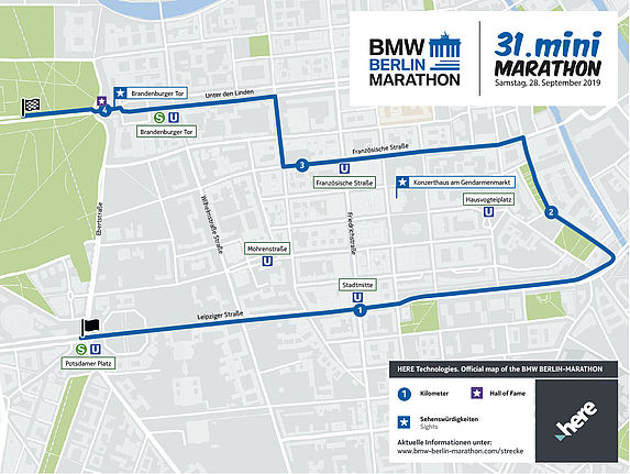 Mini Marathon 2020 Berlin