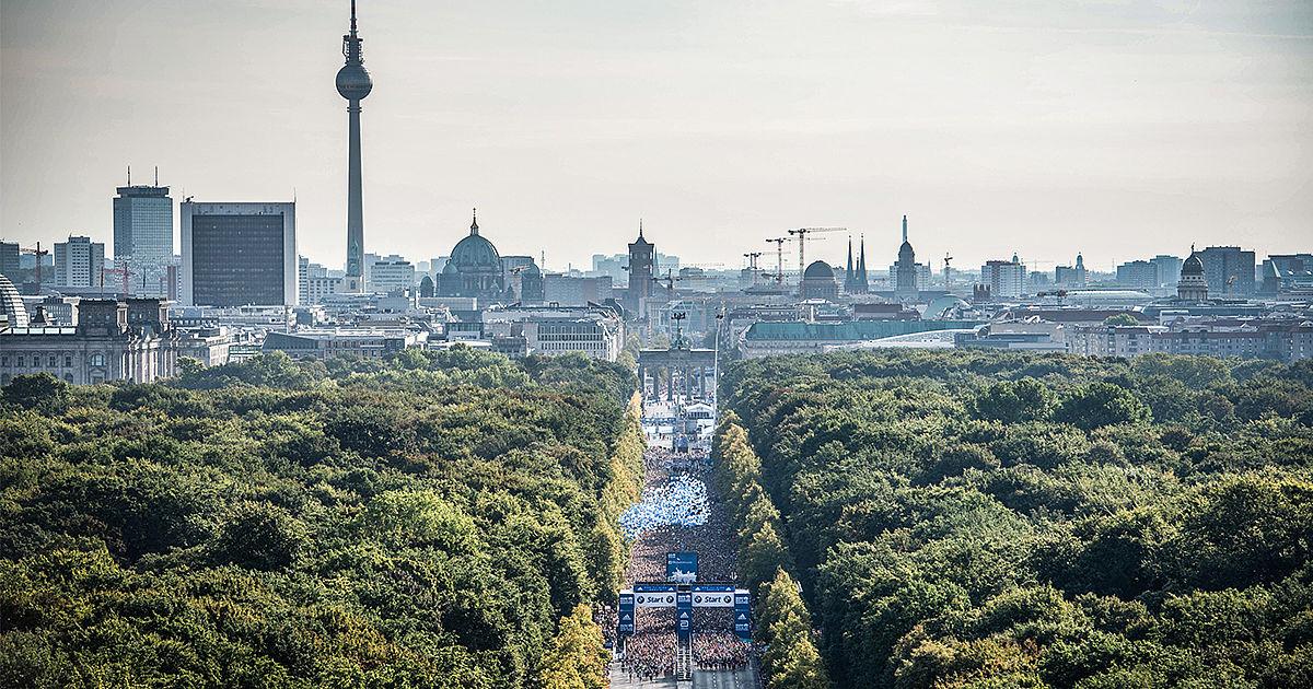 BMW BERLIN-MARATHON: bmw-berlin-marathon.com