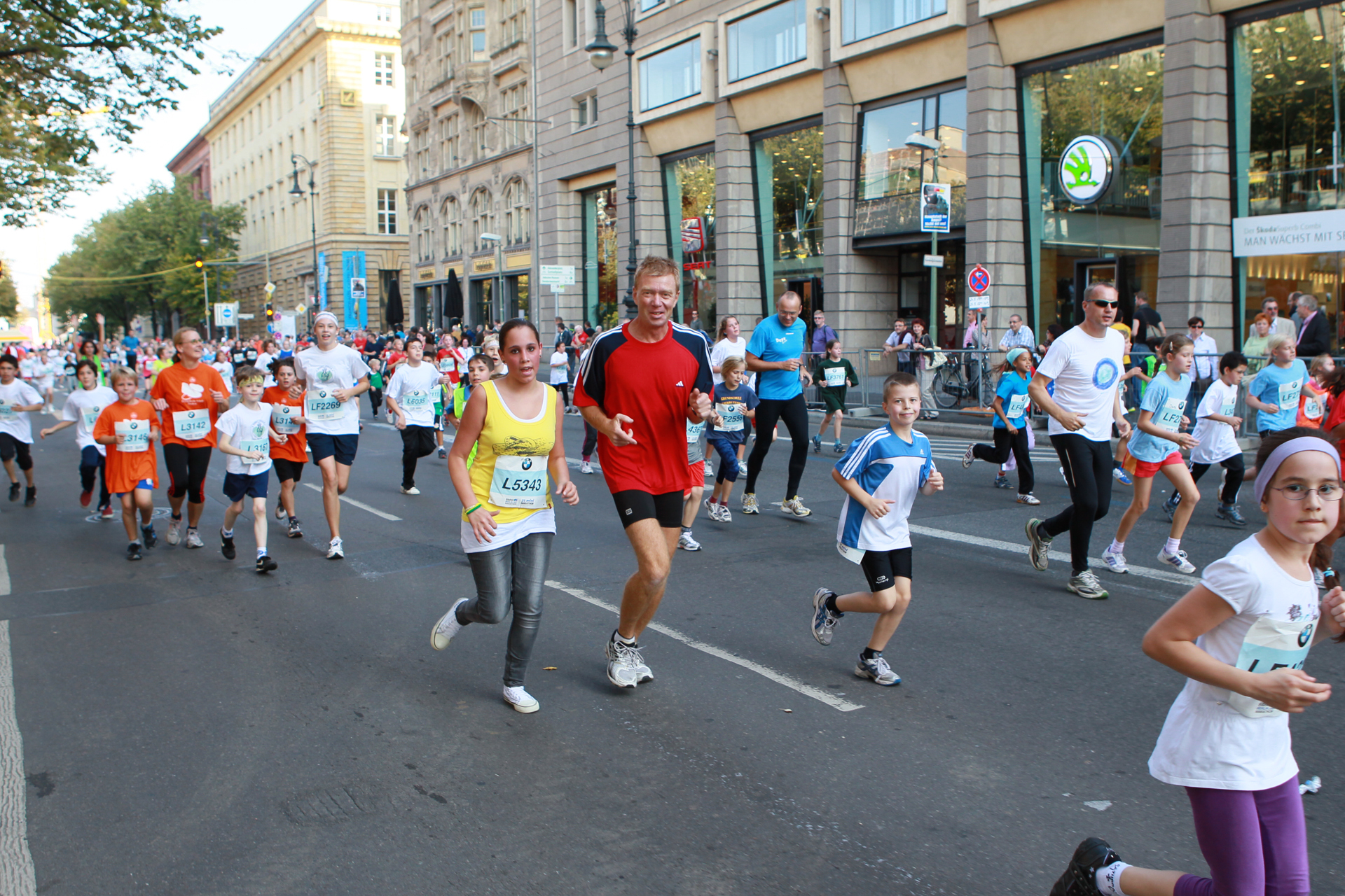 Mini Marathon 2020 Berlin