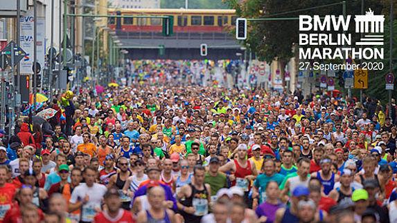 Teilnehmer Berlin Marathon 2020