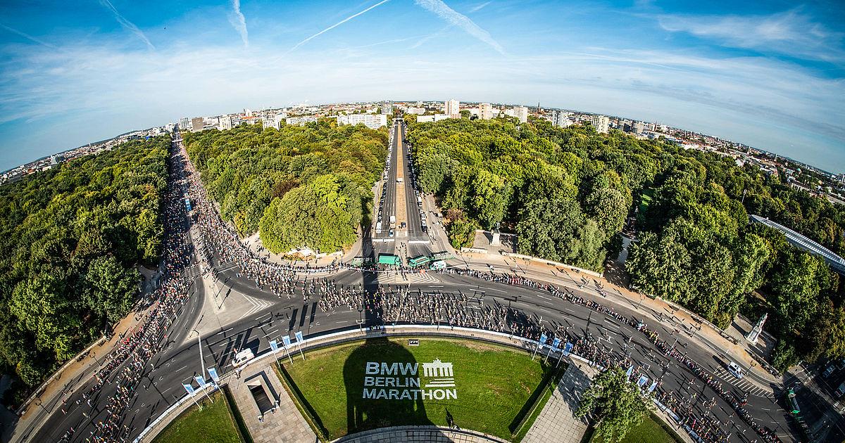 Berlin Marathon Kontakt