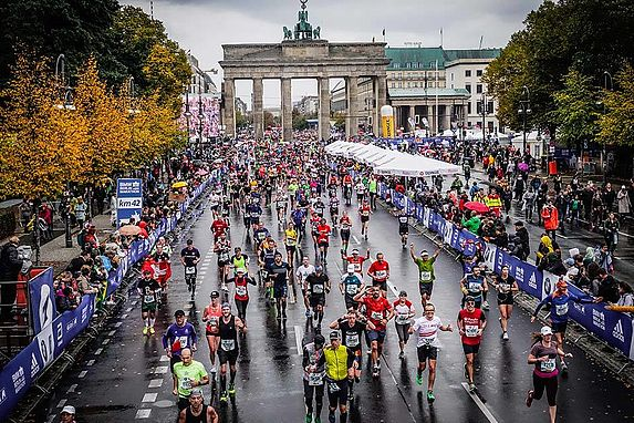 The results of the drawing for the 2020 BMW BERLIN-MARATHON