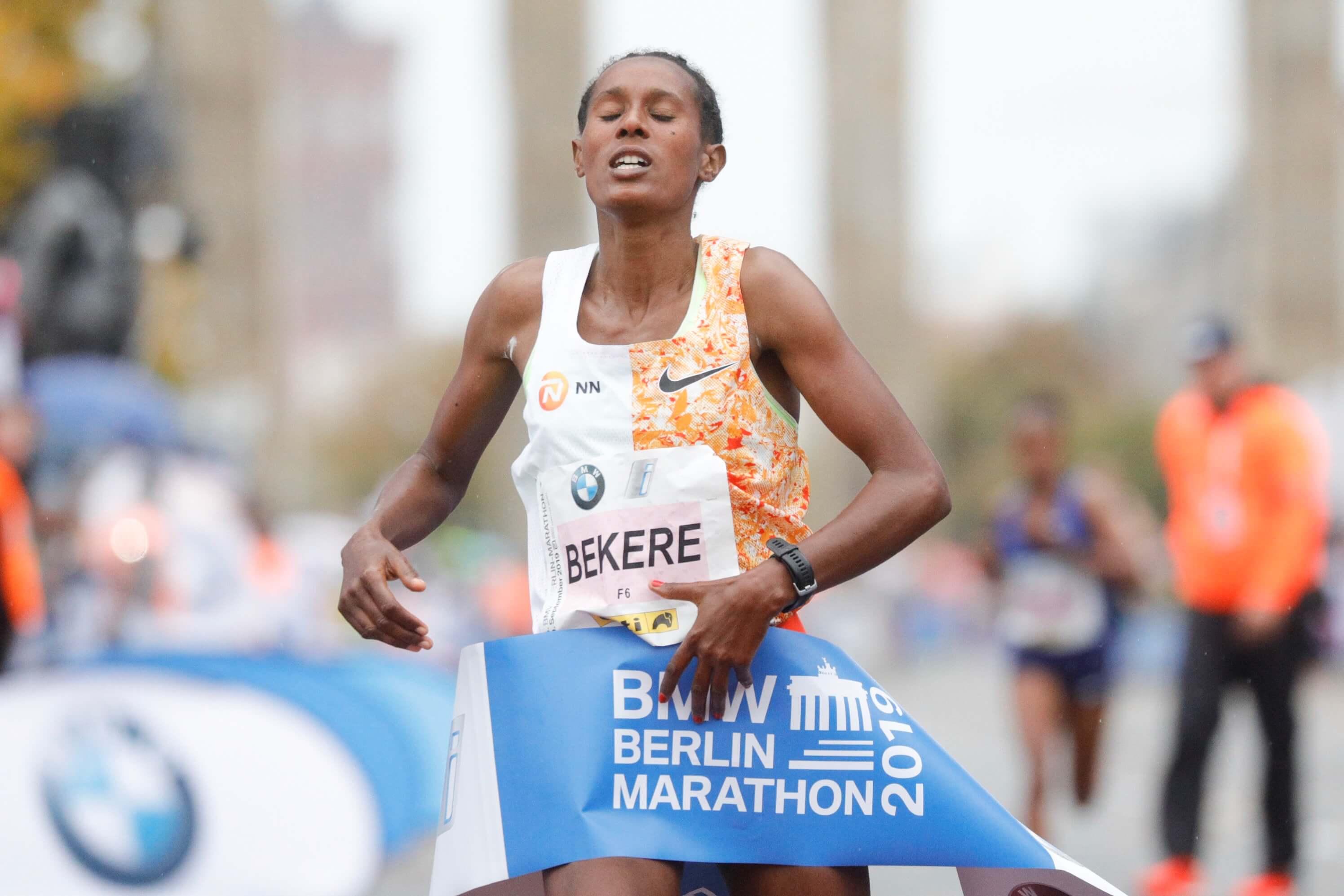 BMW BERLIN MARATHON: Flash News: Kenenisa Bekele verpasst