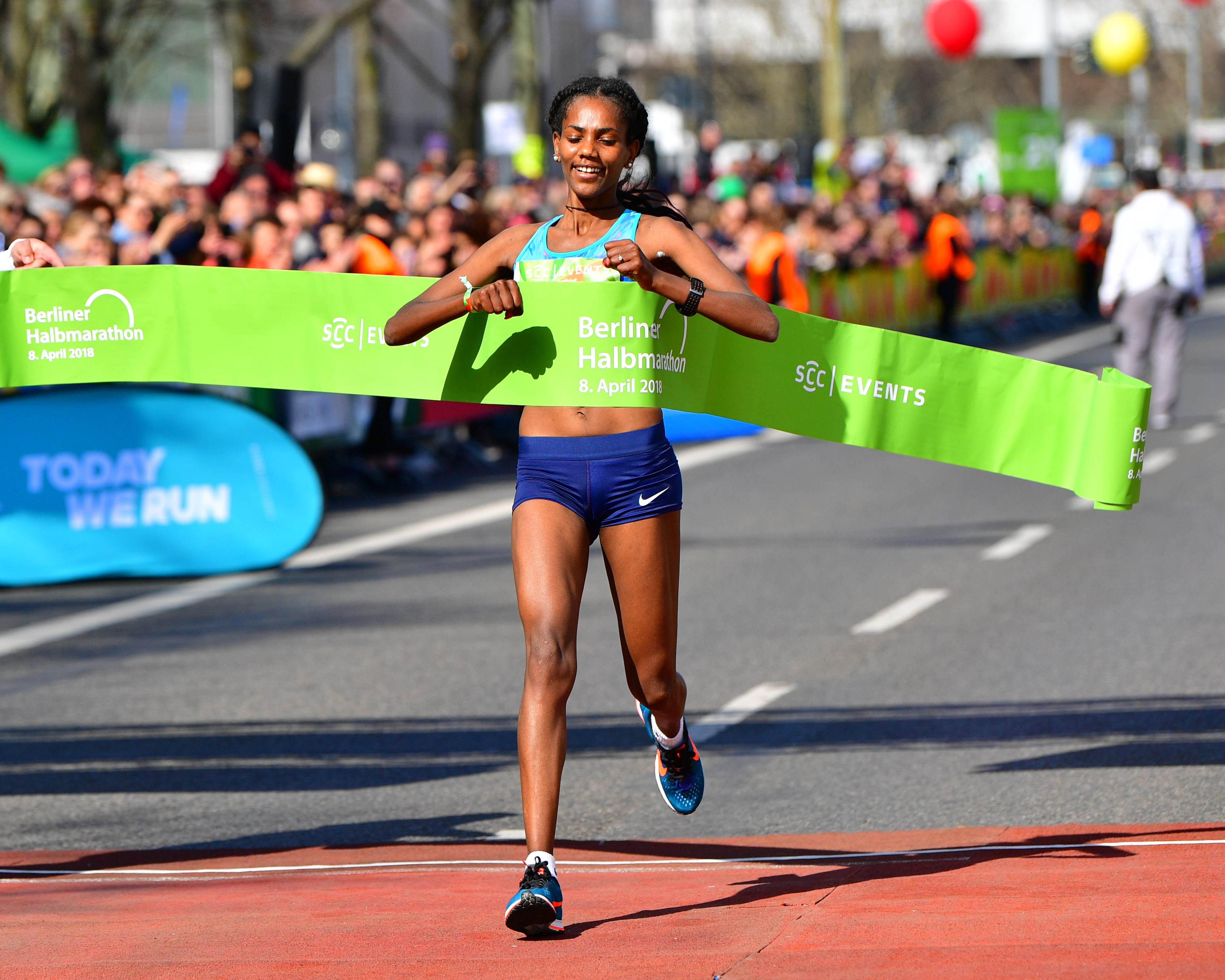 Melat Kejeta is going run her marathon debut in Berlin
