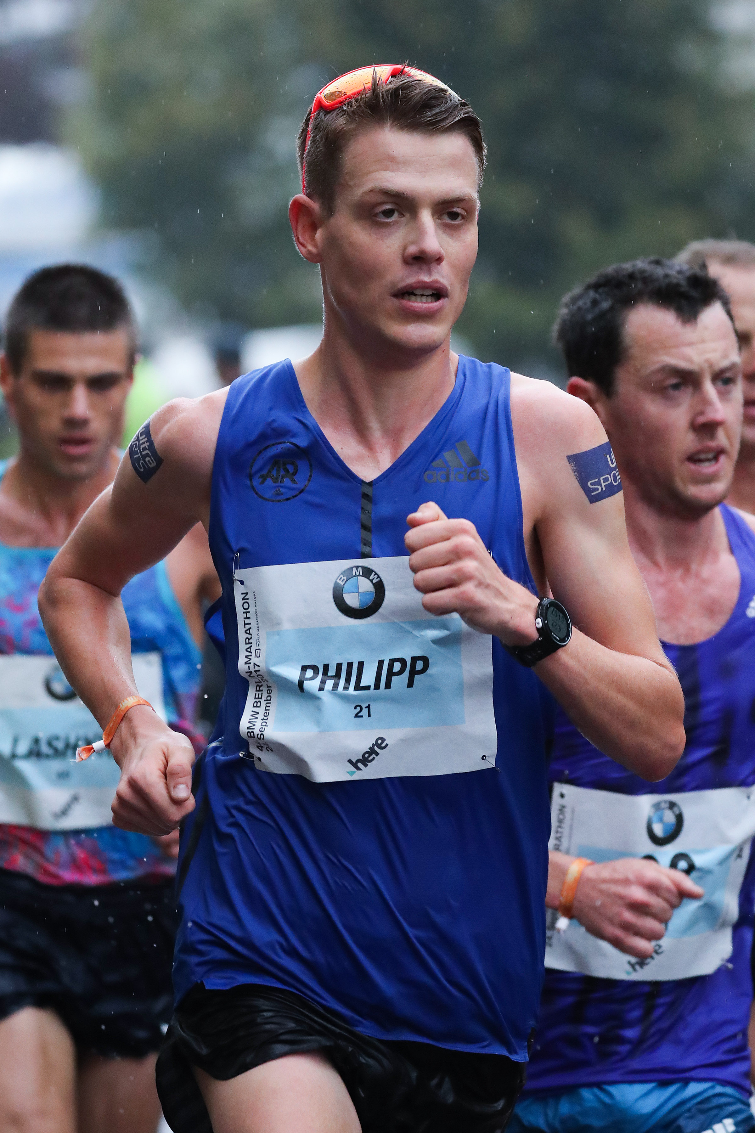 Philipp Pflieger is back in Berlin and ready to race the BMW BERLIN-MARATHON again