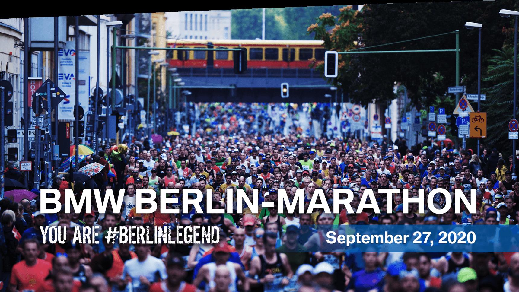 Berlin Marathon 2020 Start