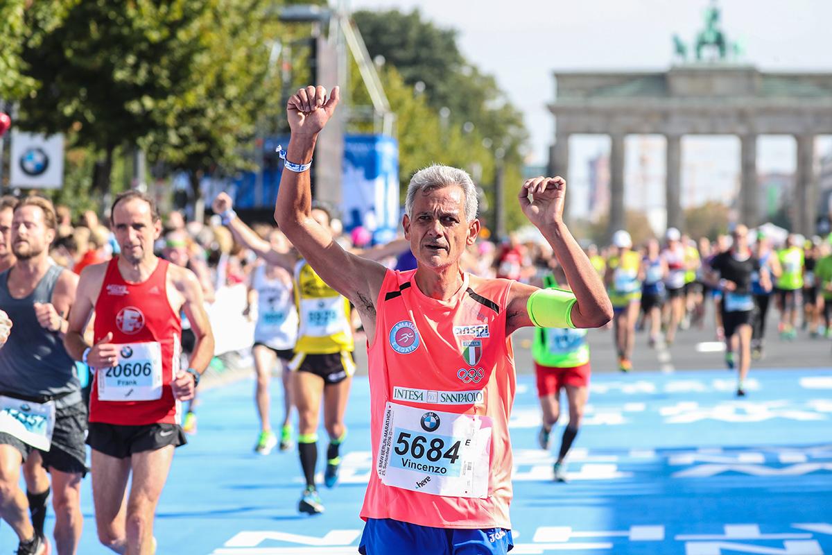 Berlin Marathon Half